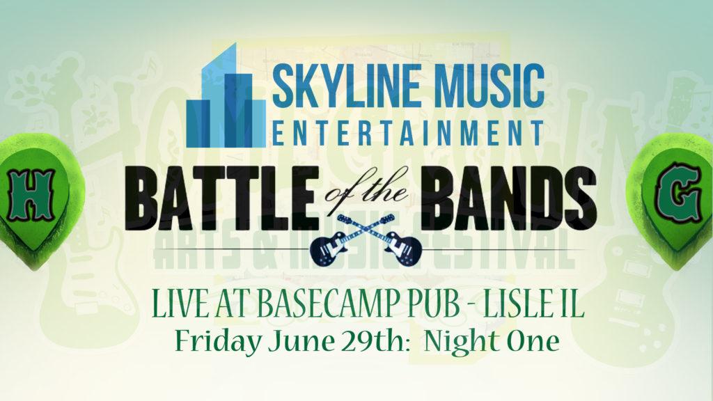 Skyline Battle - Night 1