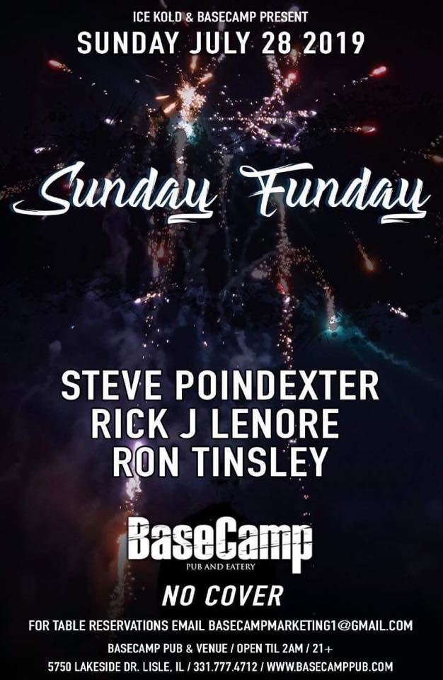 FREE Sunday Funday House Party