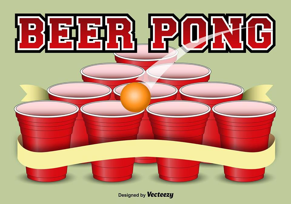 Beer Pong Championship Rounds- Week 1
