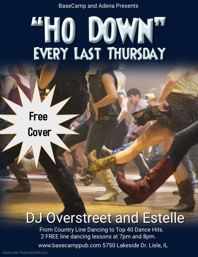 A Ho Down With DJ Overstreet and Estelle