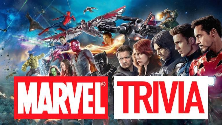 Marvel Trivia