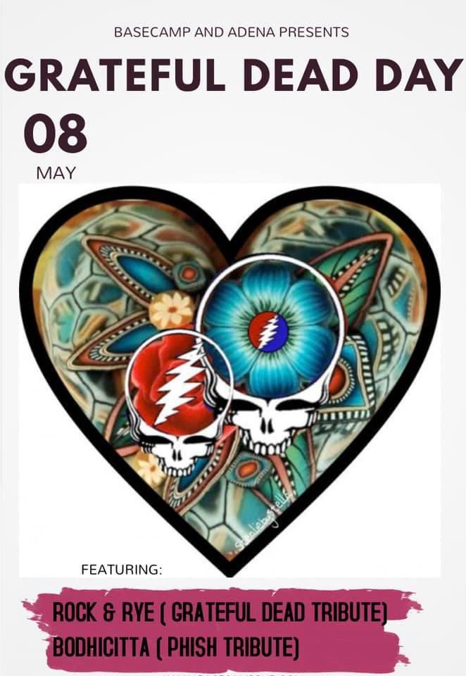 Grateful Dead Day Celebration
